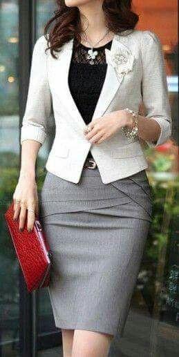 Conjunto formal y elegante