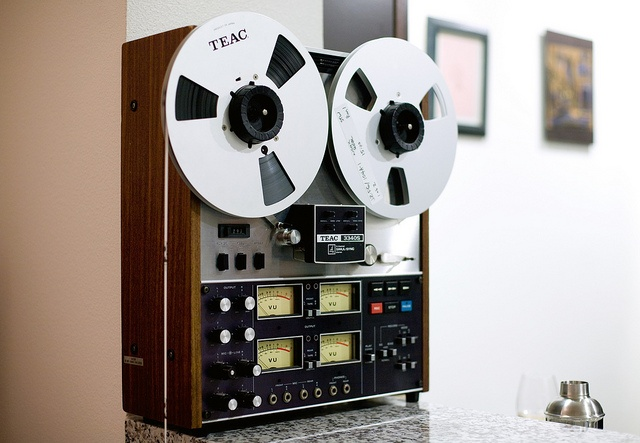 : Photos, Teac A 3340S, Technology, Magnétophone Quadri, Teac A3340