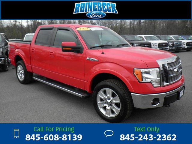 2012 Ford F-150 Truck Red Call for Price 66119 miles 845-608- & Best 25+ Ford used cars ideas on Pinterest | Tire alignment Used ... markmcfarlin.com