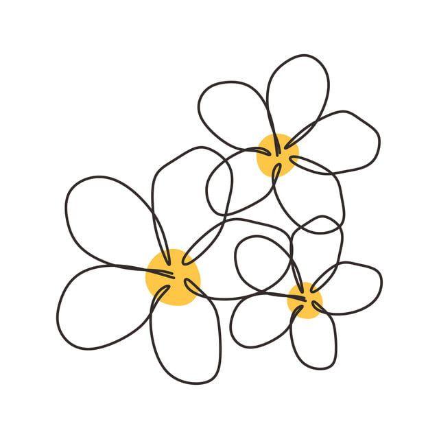 Plumeria Frangipani Tropical Flower Icon Tatuajes De Flores Hawaianas Flores Pintadas Dibujos Sencillos