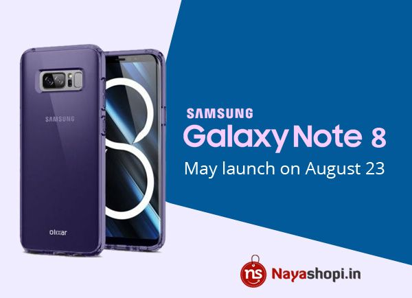#SamsungGalaxyNote8 #launchdate #smartphone #android #mobiles #technews