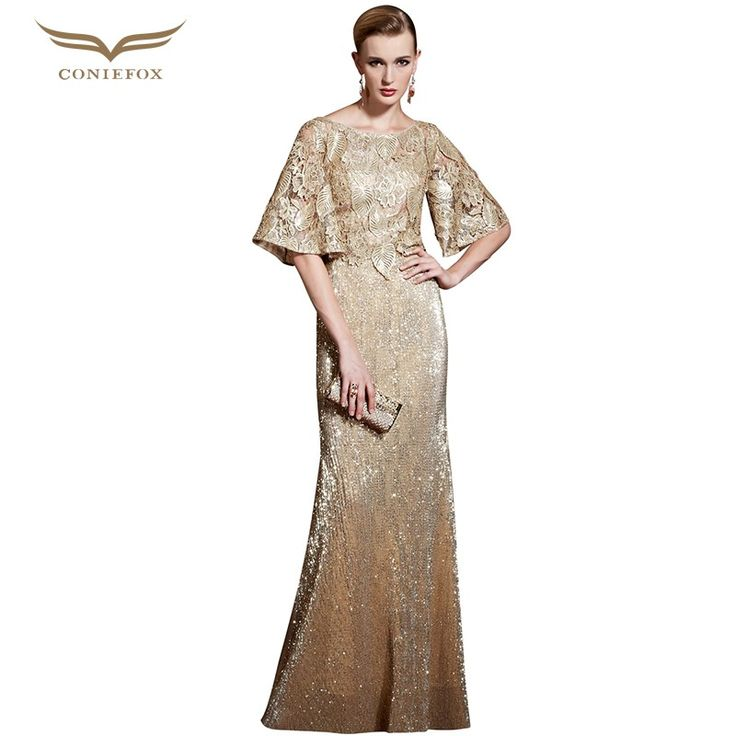 Cheap mother of bride, Buy Quality mother of bride dress directly from China mothers mother Suppliers:                                     Coniefox 30386 vestido de festa longo Designer Evening Dress for Prom Elegant Long E
