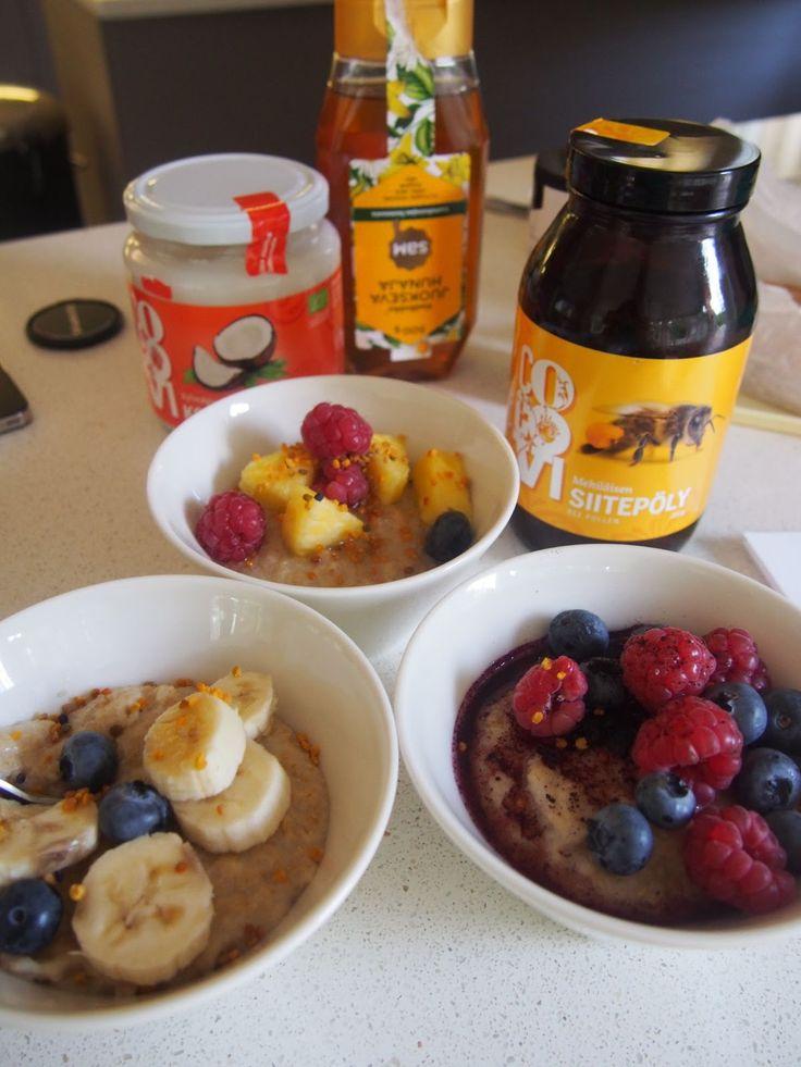 Pinkit korkokengät: Herättääkö ruoka teissä tunteita?