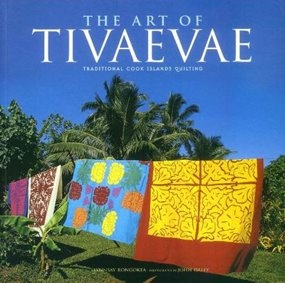 pinkpagodastudio: Textile Love: Tivaevae Manu from the Cook Islands