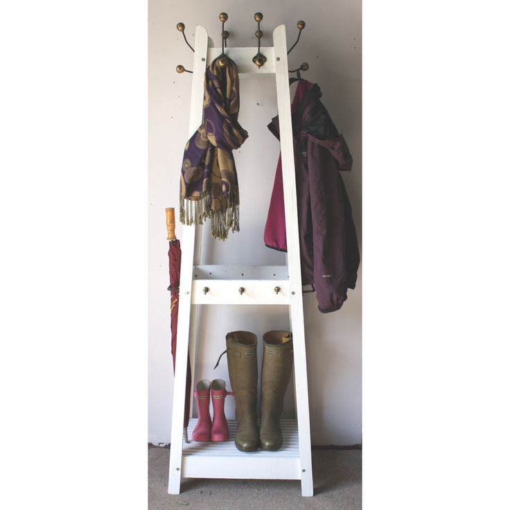 15 best images about coat stands on pinterest coats shelves and wall mounted coat rack. Black Bedroom Furniture Sets. Home Design Ideas