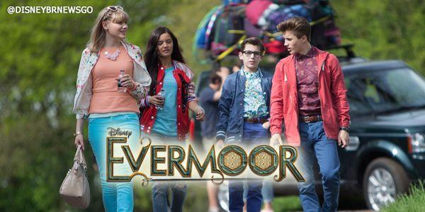 Disney Channel encomenda uma nova temporada de 'Evermoor' - Próximo Episódio | Notícias de Filmes e Séries