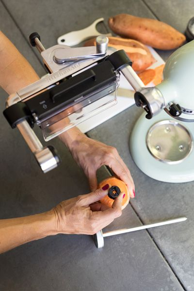 kitchenaid vegetable sheet cutter. for a healthy take on stacked enchiladas, @saltandwind uses the kitchenaid® stand mixer kitchenaid vegetable sheet cutter b