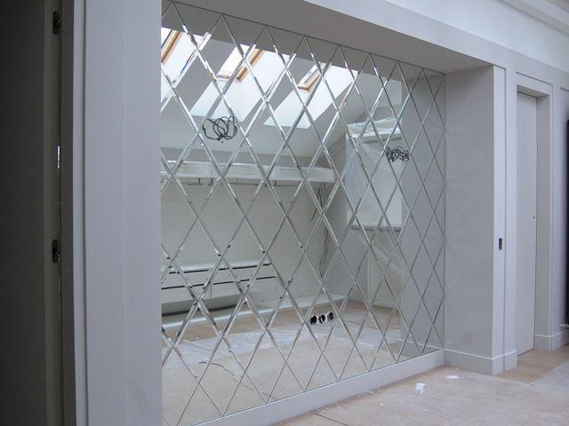Изготовление и установка зеркал,стеклянных дверей,перегородок в разделе Всё для дома в Уфе Предметы интерьера Зеркала