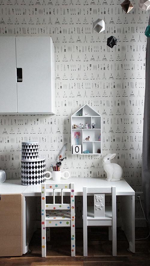 #deco infatil, habitación niños. Ideas e Inspiración Ikea Niños: Decorando con Stuva
