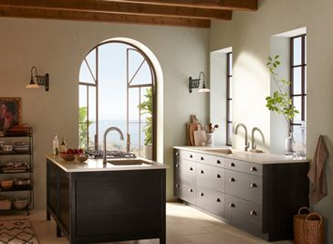 Guillford green for master bath?