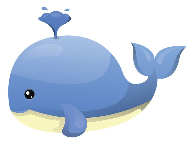 Cartoon whale clipart - ClipartFest | Whale drawing ...