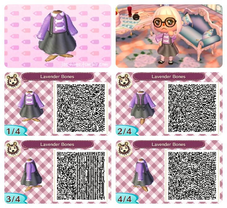 Jas hime spookily cute animal crossing pinterest qr for Animal crossing new leaf arredamento