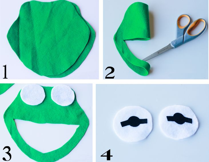 Kermit the Frog I-Spy Bag {Scribble Shop Challenge} | Oopsey Daisy