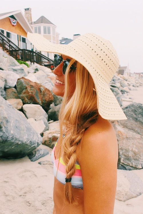 Floppy Hat #Summer