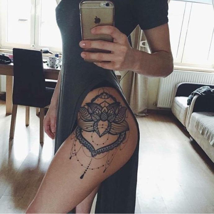 ¡Antes de tatuarte considera estas zonas!