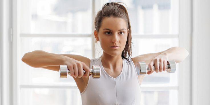 8 At-Home Arm Workouts You Can Try Tonight - SELF