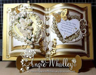 ~@ngies~ Craft Hideaway: 50th (Golden) Wedding Anniversary :)
