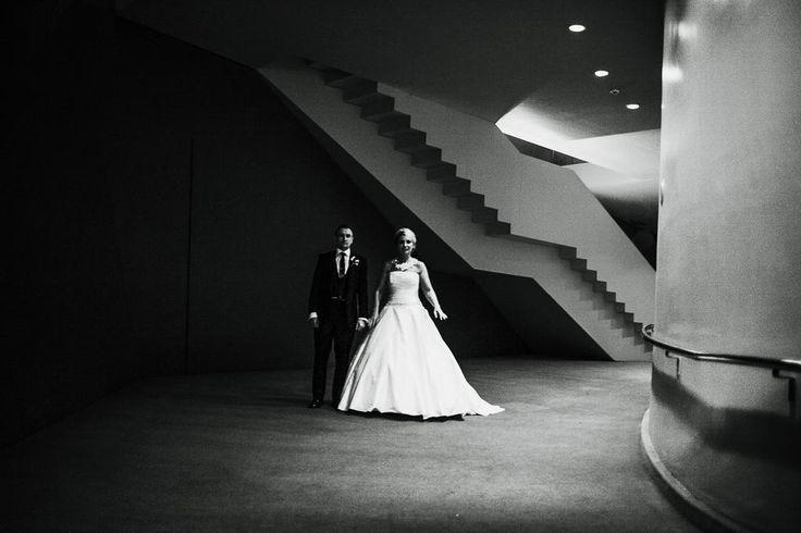 Sarah+Chris married @The_Lowry I love a theatrical #weddingvenue #weddinghour #northwesthour http://www.facebook.com/andywardlephotography/photos/a.309414559090163.78344.117964948235126/896557130375900/?type=1&theater…