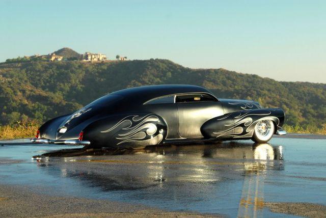 47er Cadillac: Godfather Custom: Außergewöhnlicher Cadillac: 1947er Series 62 Club Coupe//Fotos: Peter Linney – Auto des Monats