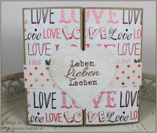 Leben-Lieben-Lachen - Birgit's Blog - kreatives und mehr...