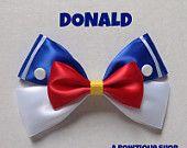donald hair bow