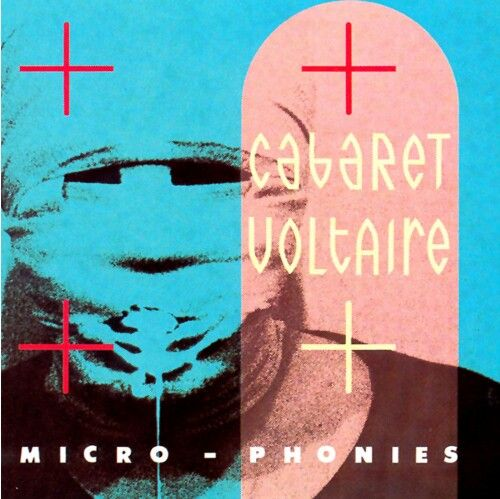 Cabaret Voltaire by Neville Brody.