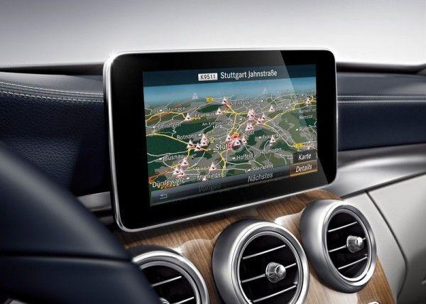 2015 Mercedes Benz C Class Estate Interior Add Feature 600x428 2015 Mercedes Benz C Class Estate