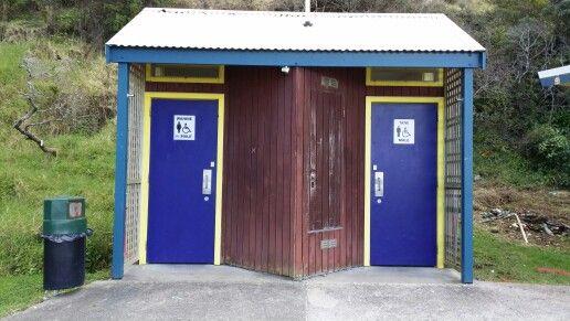 Oakura Public Toilet Northland