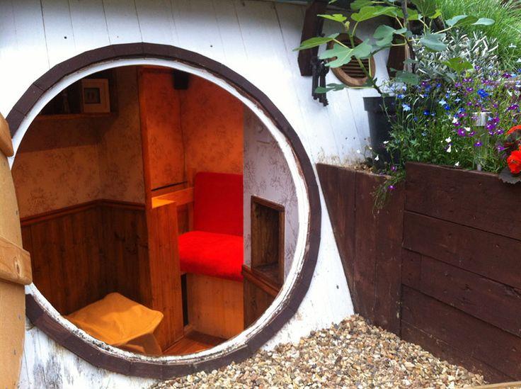 Hobbit House In Your Backyard
