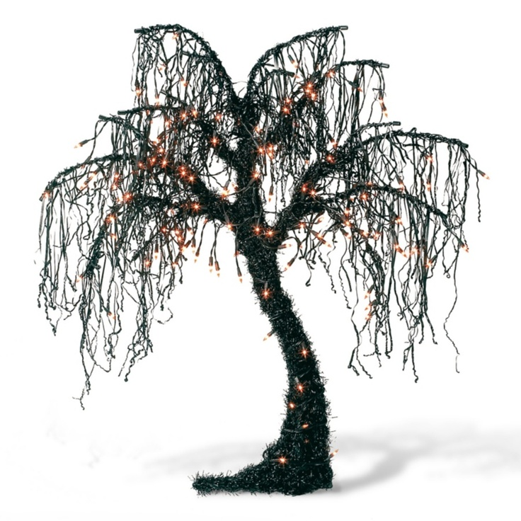 spooky halloween willow tree quality halloween decor and costumes - High End Halloween Decorations