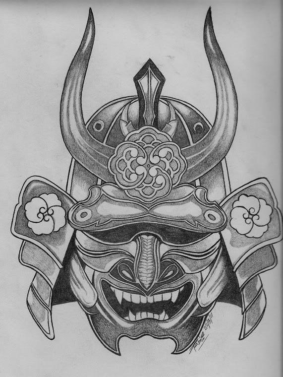 mascara samurai - Pesquisa Google
