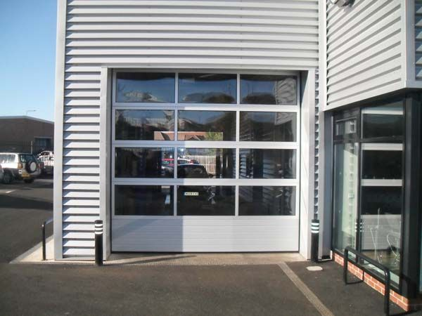 Insulated Sectional Doors | Wilcox Door Service: 24 Hour Service for the GTA and Southern Ontario
