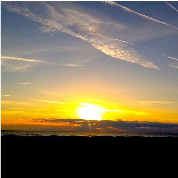 Cumberland Island sunrise.