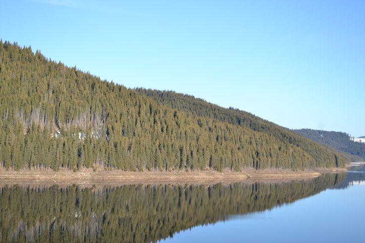 The Vidra Lake   Alexa Otet