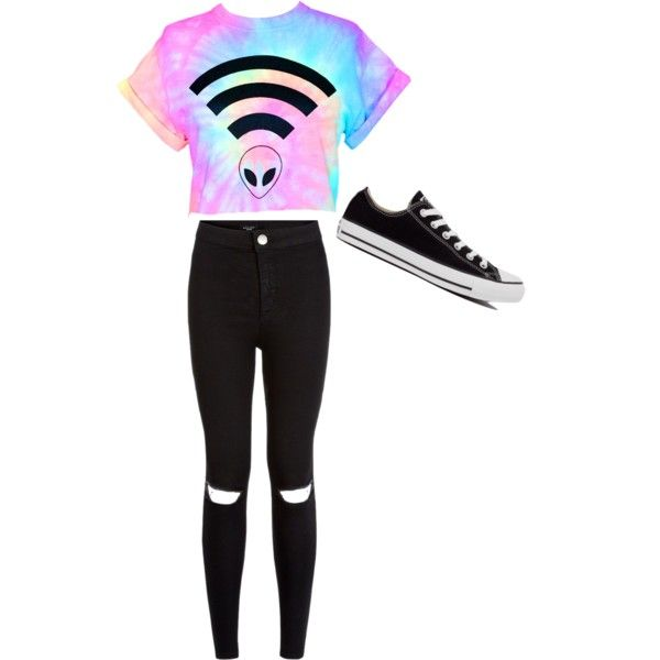 Untitled #79 by feffymoya-1 on Polyvore featuring polyvore fashion style Converse