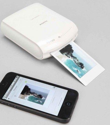 Achetez l'Imprimante instantanée pour Smartphones Share SP-1 de chez Fujifilm sur lavantgardiste