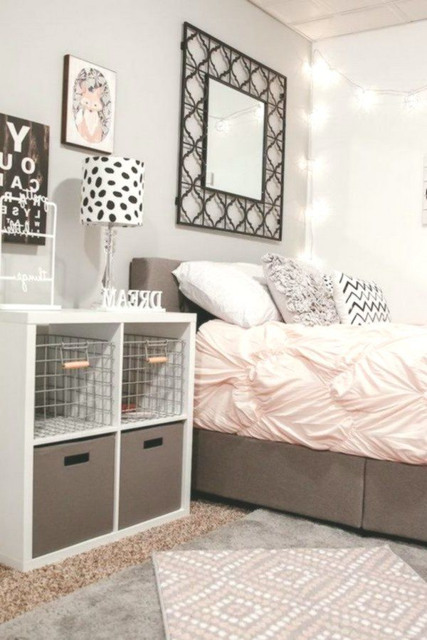 40 Beautiful Teenage Girls Bedroom Designs Stylish Bedroom