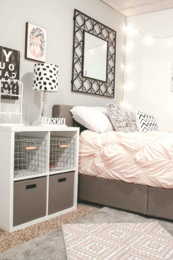 40 Beautiful Teenage Girls Bedroom Designs Stylish Bedroom Girls Bedroom Modern Small Room Bedroom