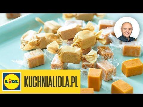 Przepis na ciągutki z mleka i oleju kokosowego    Kuchnia Lidla