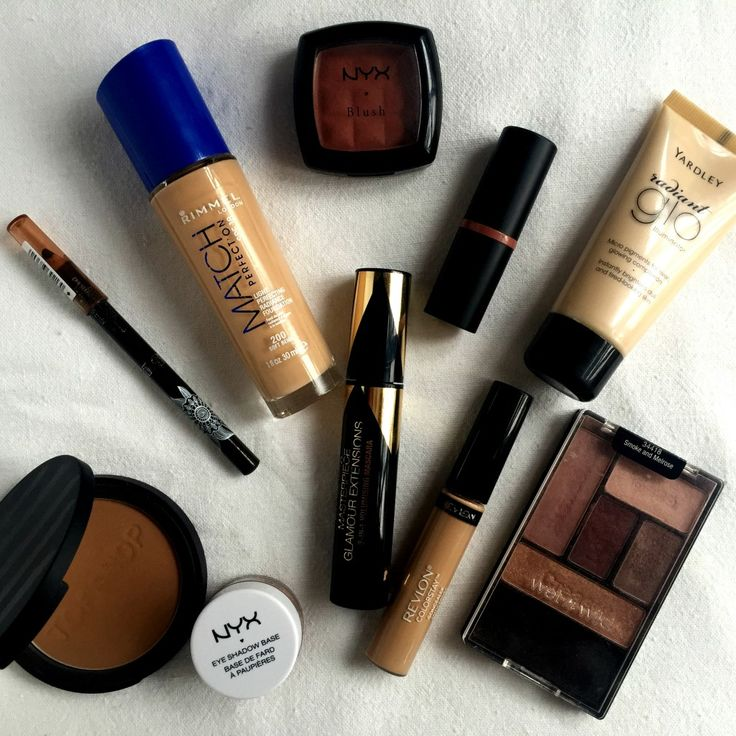 Favorite Drug Store Makeup Products.