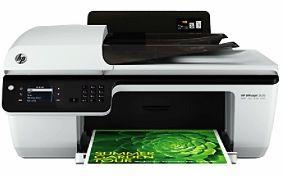 HP Officejet 2620 Driver