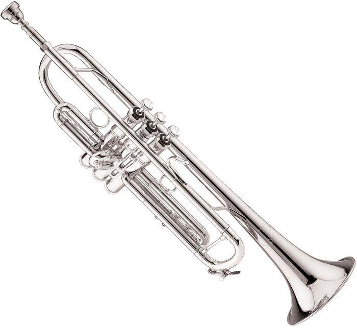 Image of Bach Model LT180S77 Stradivarius Lightweight Bb Trumpet