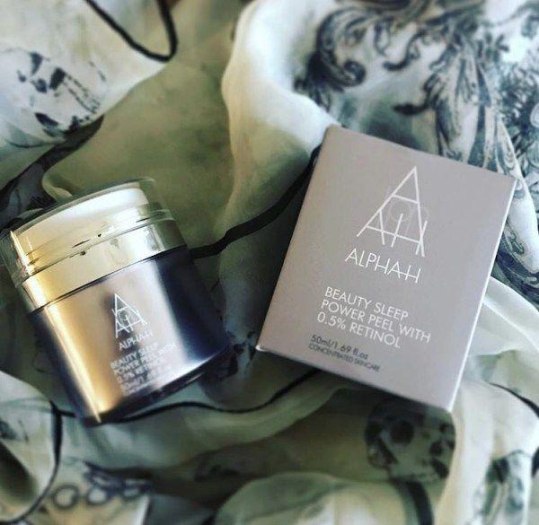 Alpha H Beauty Sleep Power Peel  #skincare #retinol #glycolic