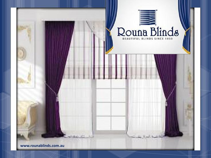 Get the first class blinds, shutters and curtains in Sydney at the Rouna Blinds. We deal with the manufacturing and supplying of the stylish and resilient curtains, blinds and shutters in Sydney Australia.