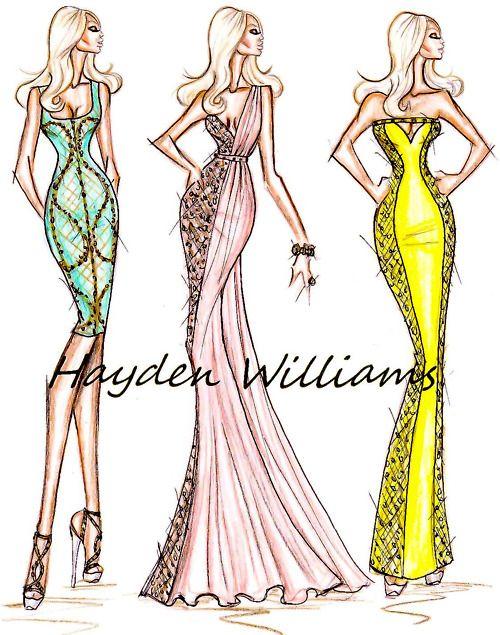 Fashion Elite collection: Donatella Versace by Hayden Williams