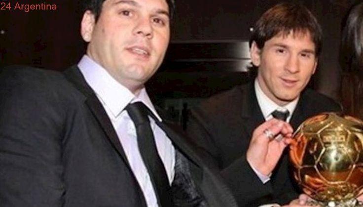 """El comunicado de la familia de Messi: """"Fue un accidente"""""""