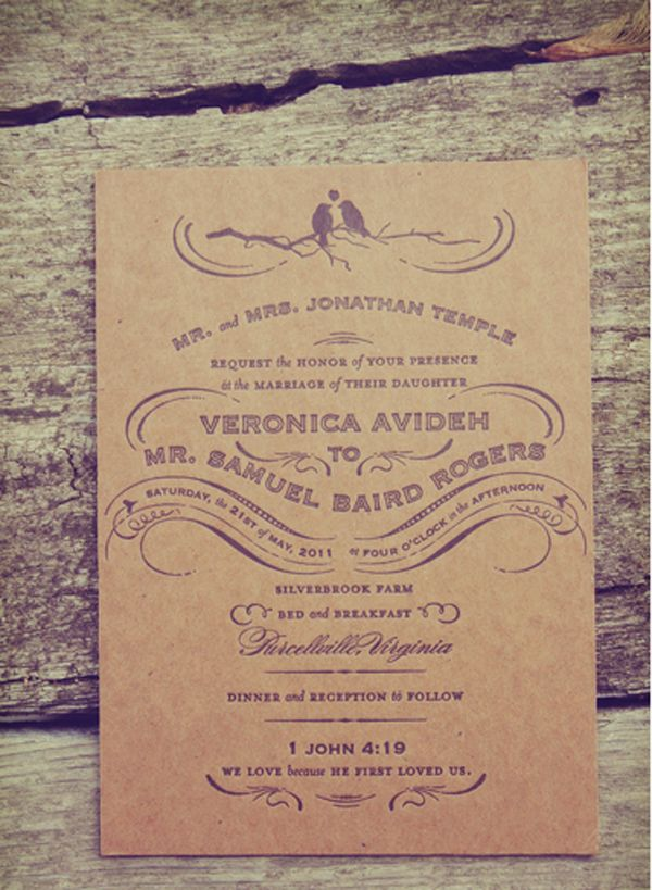 sister wedding invitation card wordings%0A  letterpressed chipboard wedding invitation