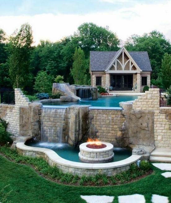 Swimming Pool Designs that are CRAZY!!! and i have the design skills to make it happen :)
