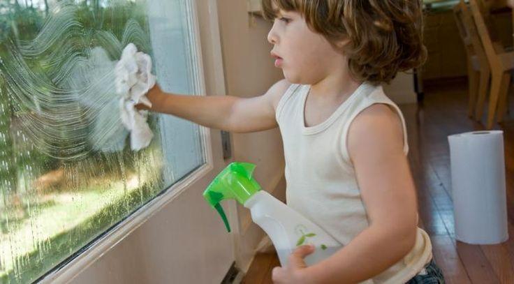 Ako lacno a bez šmúh umyť okno | Gazduj.sk