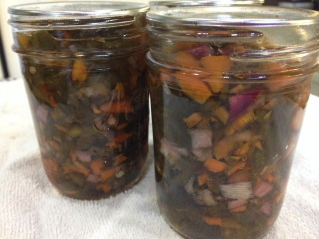 Cowgirl Relish - You thought Cowboy Candy was good! - Canning Homemade!